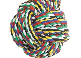 knotted ball
