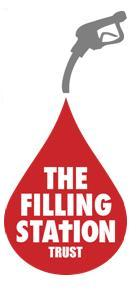 Filling Station - logo AR
