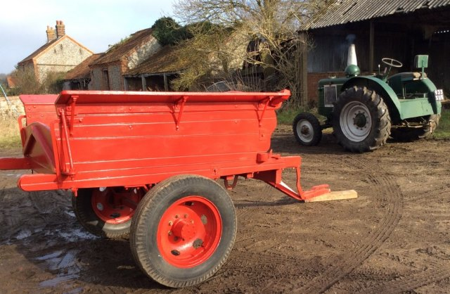 Great Ryburgh tumbrel 640AT