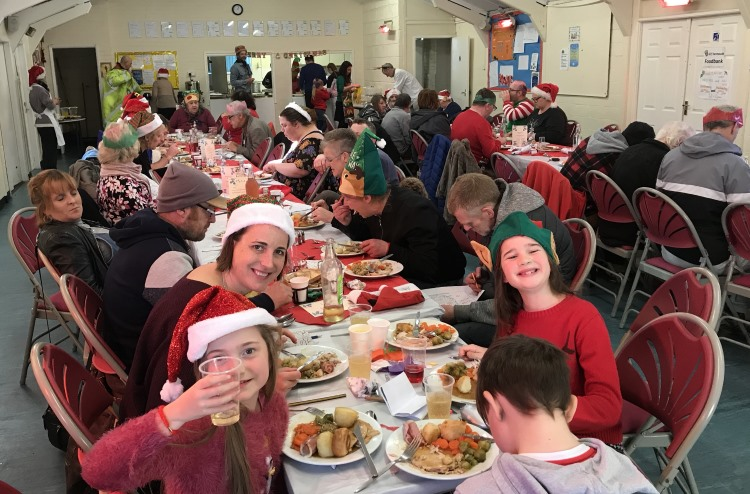Gorleston Christmas lunch 750c