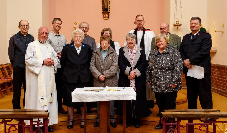 North Walsham covenant 750AT